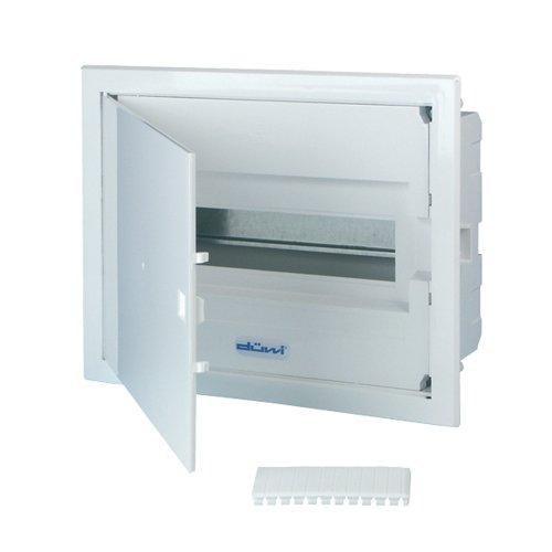 0515501555 Kleinverteiler Unterputz mit Tür 1-reihig, weiß
