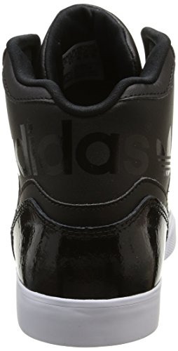 adidas Originals Damen Extaball High-Top Schwarz (Core Black/Core Black/Ftwr White)