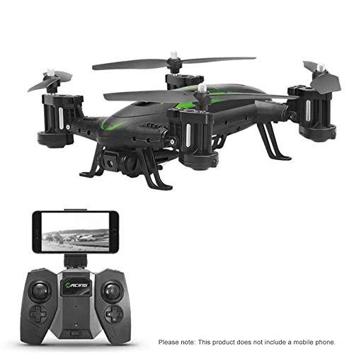 SXPC Remote-Drohne 2-in-1 fliegenden Auto 2,4 G RC Quadcopter Drohne 6-Achsen-4-Wege-Hubschrauber HD-Kamera mit hoher Geschwindigkeit,Nocamera
