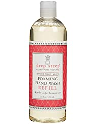 Deep Steep Foaming Hand Wash Refill, Passion Fruit Guava 474 ml