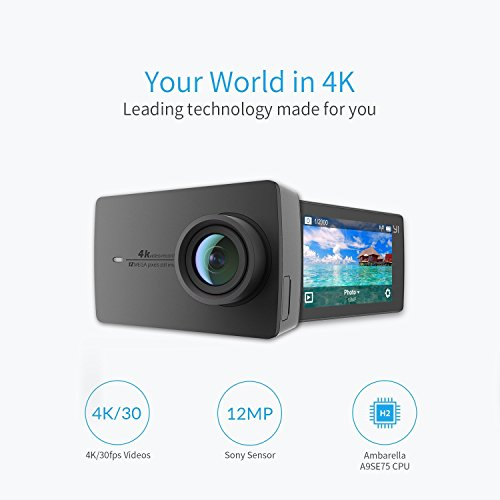 YI 4K Action Kamera Full HD