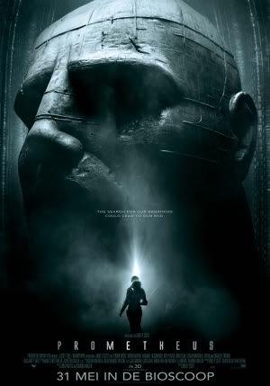 PROMETHEUS - DUTCH – Imported Movie Wall Poster Print – 30CM X 43CM OLIVER STONE ALIEN