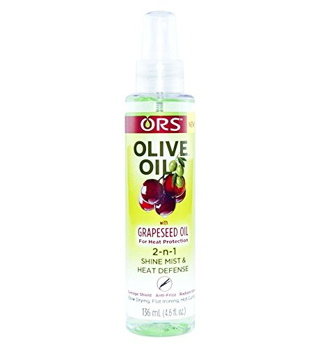 ORS Olive Oil 2 N 1 Heat Defense & Shine Mist