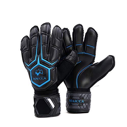 gloves Torwarthandschuhe/Fußballhandschuhe für Profis/Torwarthandschuhe für Kinder/Torwarthandschuhe für Wettbewerbe, Größe: 8 Anzahl: 8-8,5 cm