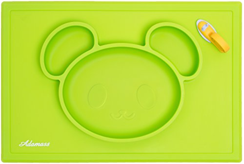 silicone-placemat-food-plate-2-in-1-smart-bear-door-stopper-included-non-slipping-suction-bowl-for-t