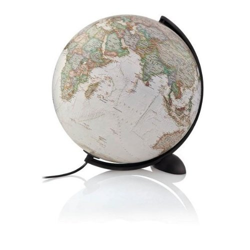 National Geographic - Globo Executive, sin pie, 30 cm.