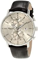 Reloj Kenneth Cole DRESS SPRT de caballero de cuarzo con correa de piel negra - sumergible a 100 metros de Kenneth Cole