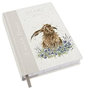 Wrendale Designs A5 Desk Diary 2018