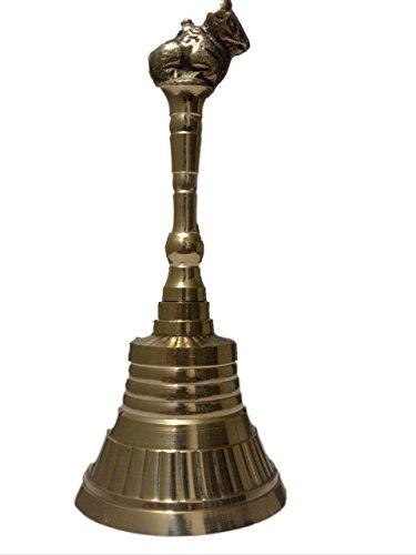 Si diesel brass Pooja bell (H)-5.5