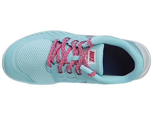 Nike Free 5.0, Running Fille, Mehrfarbig Turquoise