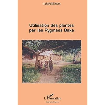 Utilisation des plantes par les pygmées baka