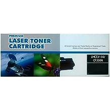 Toner sustituto NEGRO HP CE310A / CF350A 126A para HP Color LaserJet Pro MFP M176n M177fw HP LaserJet Printer CP1025 CP1025NW