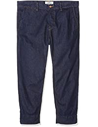 Springfield Pant Denim Chino Cropped, Jean Homme