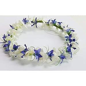 Blumenkranz Haarkrone Haarblüten