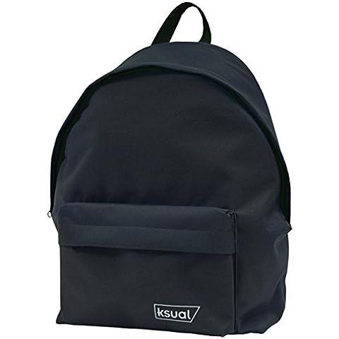Dohe 45000 - Ksual , mochila, color negro