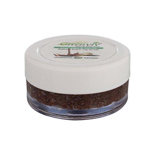 Greenviv Natural Lip Scrub (Chocolate, 5gm, GV132413078)