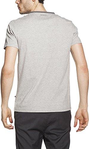 Bonobo, T-Shirt Uomo Gris (Gris Ciel Chiné)