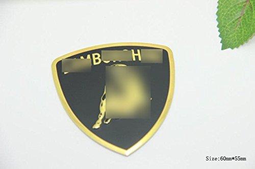 D112 auto aufkleber Abziehbild 3D Emblem Badge Plakette Abzeichen car Sticker (Plakette Abzeichen)