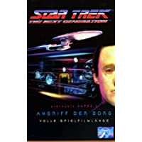 Star Trek - The Next Generation: Angriff der Borg Teil 1 + 2