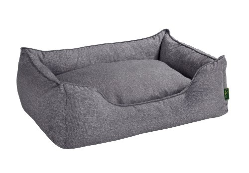 Hunter 61429 Hundesofa Boston, S, Format/Abmessung: 60 x 50 cm, grau