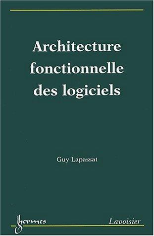 Architecture fonctionnelle des logiciels