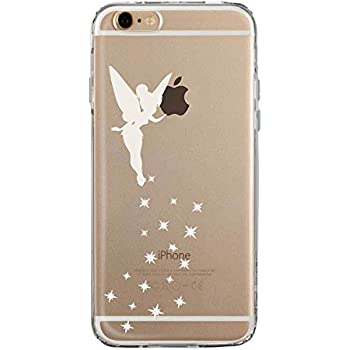 coque iphone 8 fee clochette