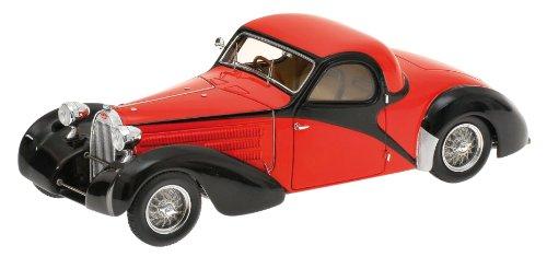 Minichamps - 437110220 - Véhicule Miniature - Modèle À L'échelle - Bugatti Type 57c Atalante - 1939 - Echelle 1/43