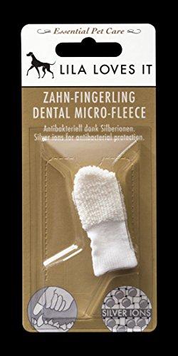 LILA LOVES IT Zahn Fingerling