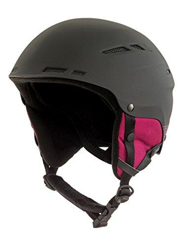 Roxy Damen Alley OOP Helmet,Schwarz(True black),XL