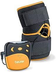 Beurer EM 29 2-in-1 Knie- und Ellenbogen TENS, Schmerztherapie zur Anwendung bei Schmerzen in Knie und Ellenbogen, Reizstromgerät