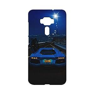 G-STAR Designer Printed Back case cover for Asus Zenfone 3 (ZE552KL) 5.5 Inch - G4666