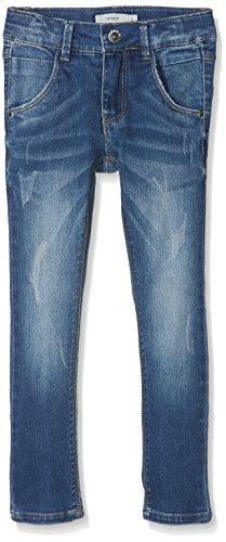 NAME IT Jungen Jeans Nkmpete Dnmtrape 2007 Pant Noos, Blau (Medium Blue Denim), 116
