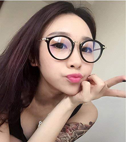 Han Ban anastigmatic Mirror Vogue 100 nehmen weibliche anastigmatic Mirror Lovers Brillen für Nahsicht können mit Einer Reihe von Grad Stern Stil zusammenpassen