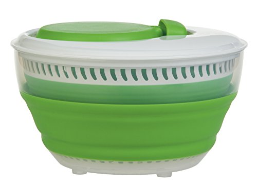 Progressive Aerolatte Essoreuse à salade rétractable Taille S