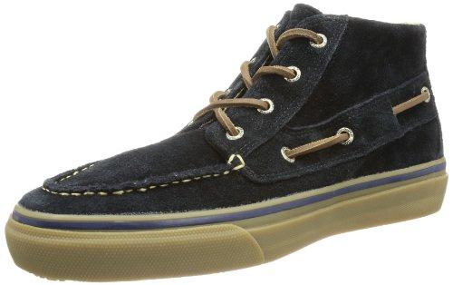 Sperry Bahama Chukka Suede 10682724, Herren Chukka Boots, Schwarz (black), EU 44 (UK 9.5) (US 10.5)
