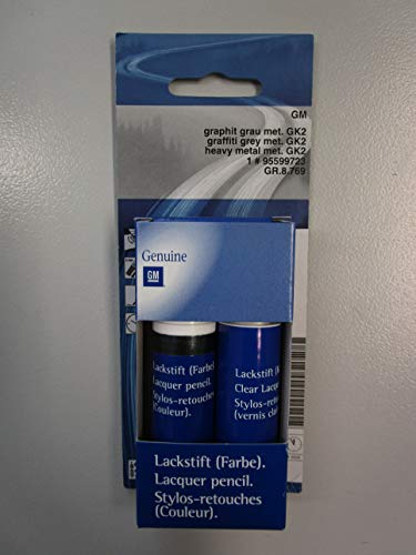 .Opel Original Lackstift 95599723 Graphit Grau Met. GK2