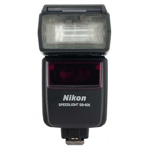Nikon SB 600 - Flash (300 g, 68 x 90 x 123.5 mm, AA, Negro)