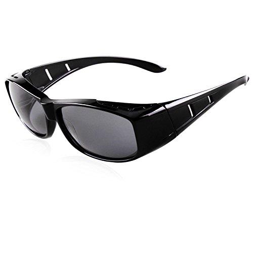 8e1369e8d7d24 Gafas de sol de la manera para las mujeres de los hombres desgaste  polarizado de la