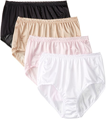 Just My Size Women's Briefs Pack of 4