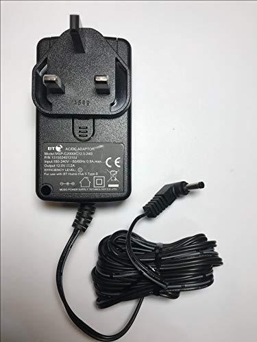 Ersatz-Adapter für DBPOWER tragbare Video-DVD-Player (12 V, 1 A)