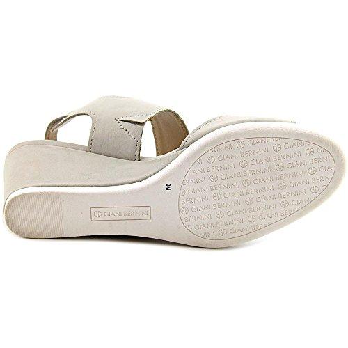 Giani Bernini Lynette Damen Kunstleder Keilabsätze Sandale Grey