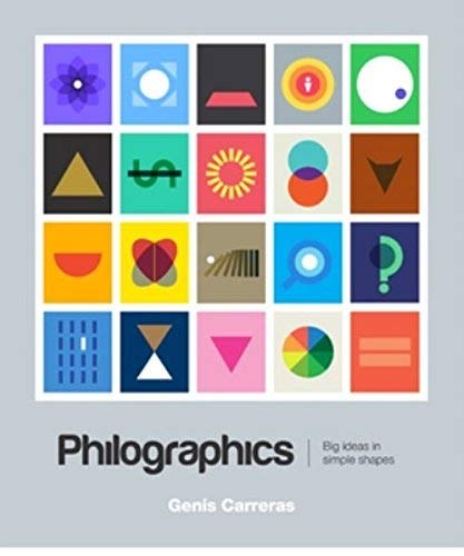 Philographics: Big Ideas in Simple Shapes by Genís Carreras (2013-11-04)