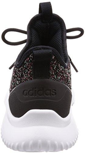 adidas Herren Cloudfoam Ultimate Bball Hohe Sneaker Schwarz