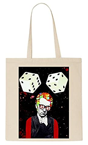 Lucky Dice Art T-Shirt Tote Bag