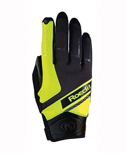 Roeckl Herren Lidhult Handschuhe, schwarz, 9.5