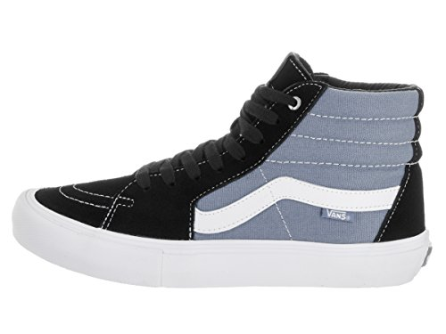 Vans U Sk8 Hi - Baskets Mode Mixte Adulte Black/Infinity