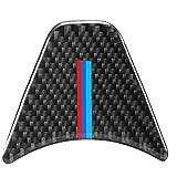 JenNiFer Coperchio Decorativo Adesivo in Fibra di Carbonio per BMW X1 2016 F48 1 Serie 2017 F52 F45 F4 - C