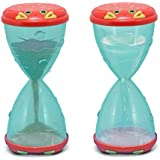 Melissa & Doug - 16409 - Clicker Crab Hourglass Sifter & Funnel