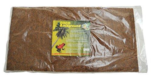 Lucky Reptile CBG-100 Coco Background, Naturrückwand für Terrarien 100 x 50 x 2 cm