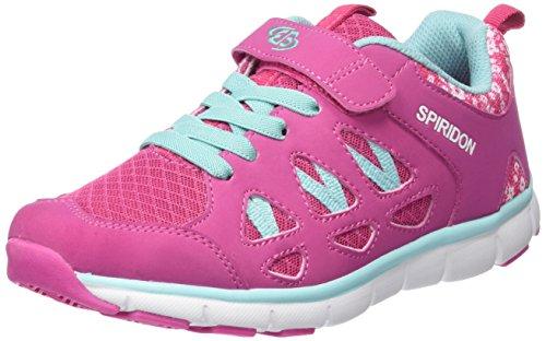 Bruetting Spiridon VS Mädchen Laufschuhe Pink (pink/tuerkis)